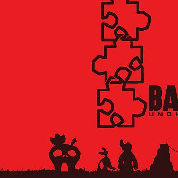 Banjo Unchained (Prints/Posters, and Shirt) by JoeyJojosWkyTrp