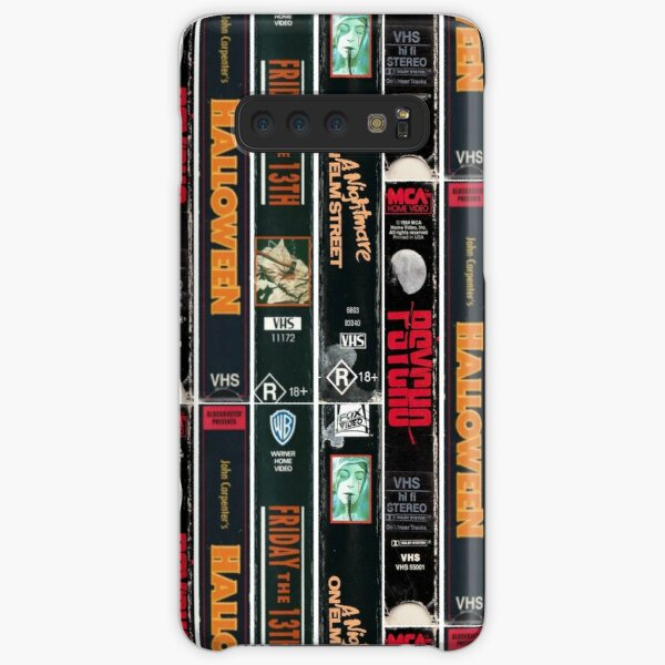 Classic Horror Movies Samsung Galaxy Snap Case