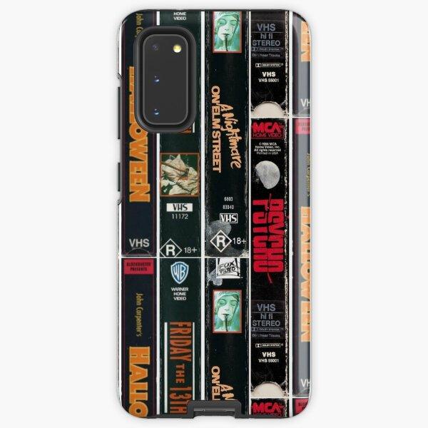 Classic Horror Movies Samsung Galaxy Tough Case