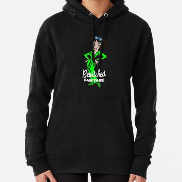 Bewitched Fan Fare: Serena Pullover Hoodie