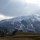 Wetherlam Panorama by mikebov