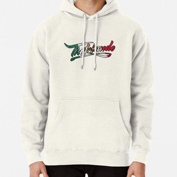 Trokiando Mexican Logo Pullover Hoodie