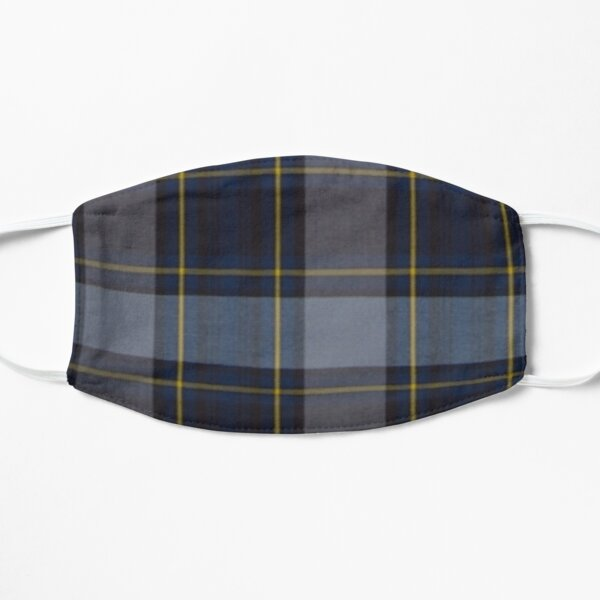 Class of 2021 TYLER Plaid Mask
