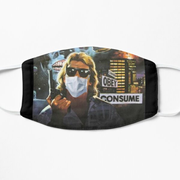 THEY LIVE LOCKED DOWN Mask