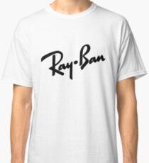 Ray Bans Logo (Graphic Tee) Classic T-Shirt
