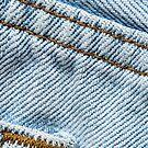Faded Blue Jeans by pjwuebker