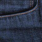 Blue Jeans Pocket by pjwuebker
