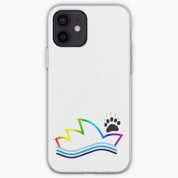 Harbour City Bears Logo iPhone Soft Case