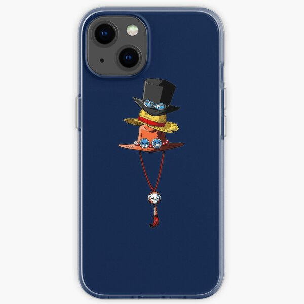 Three Brother's Hat  iPhone Soft Case