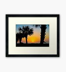 Carolina Morning Framed Print