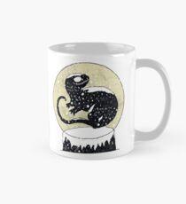 Dinosaur Snowglobe Mug