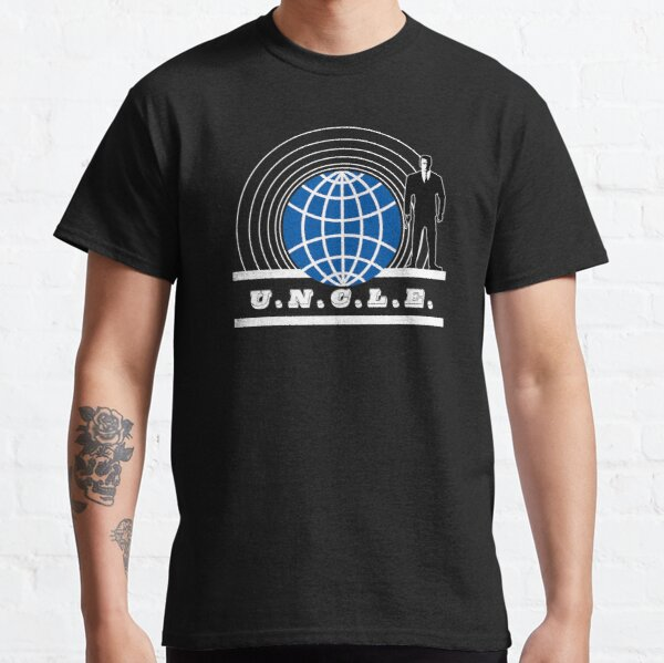 The Man from U.N.C.L.E.  uncle Classic T-Shirt
