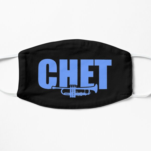 Chet and Trumpet Mask