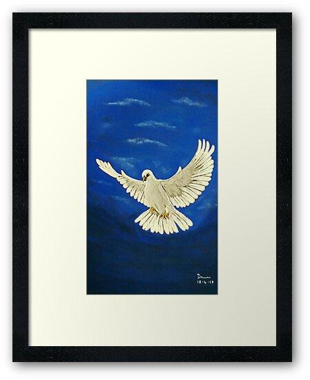 Peace by Dawn B Davies-McIninch