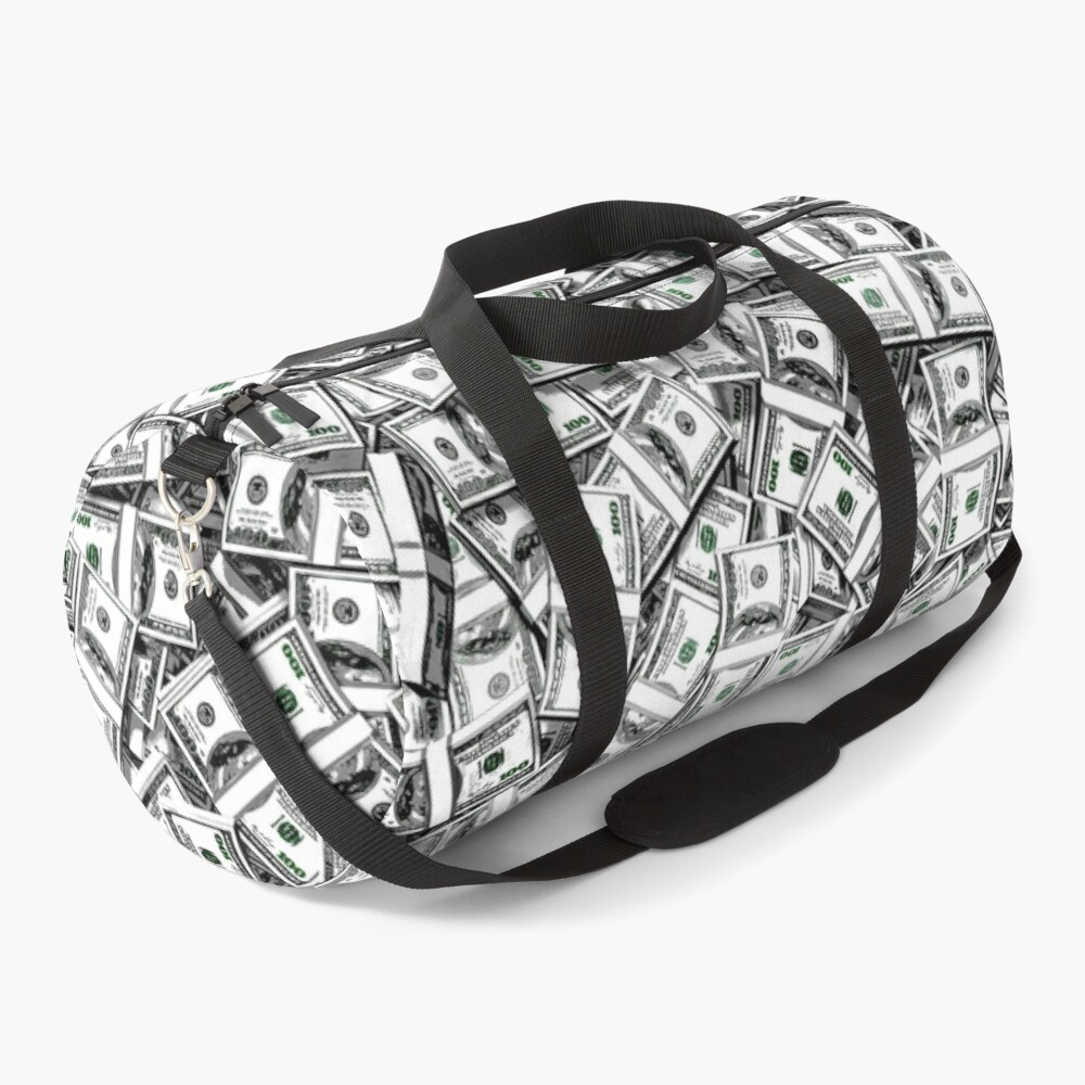 Like a Million Dollars Duffle Bag