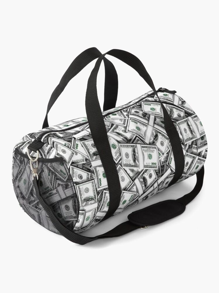 Alternate view of Like a Million Dollars Duffle Bag