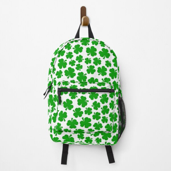 Shamrockadelic Backpack