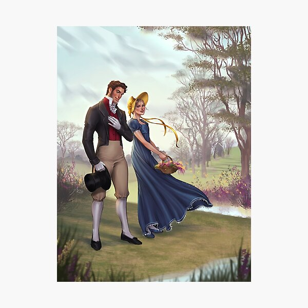 Emma, Knightley Photographic Print