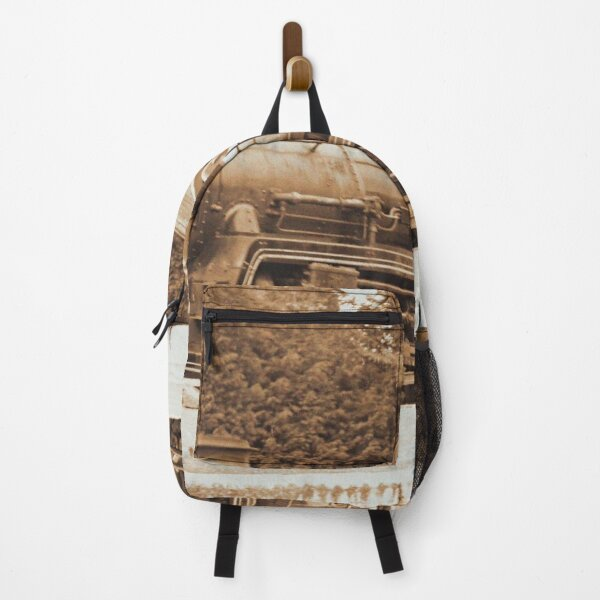 Steam past and present  Backpack