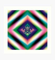 Rainbow Jewelry Art Print