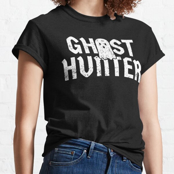 Girls T-Shirt I/'m Here For The Boos Scary Ghost Halloween  Kids Boys