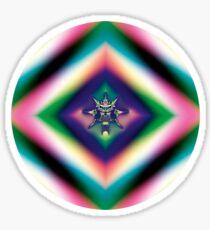 Rainbow Jewelry Sticker