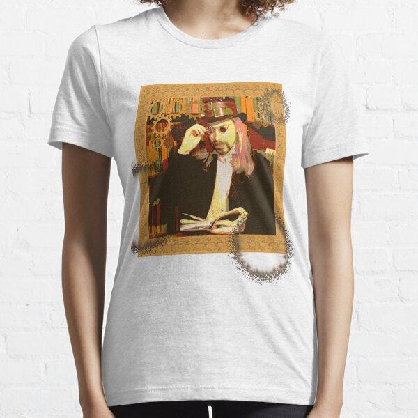 Steampunk Library Essential T-Shirt