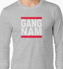 Gangnam Long Sleeve T-Shirt