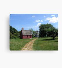 Prescott Farm Canvas Print