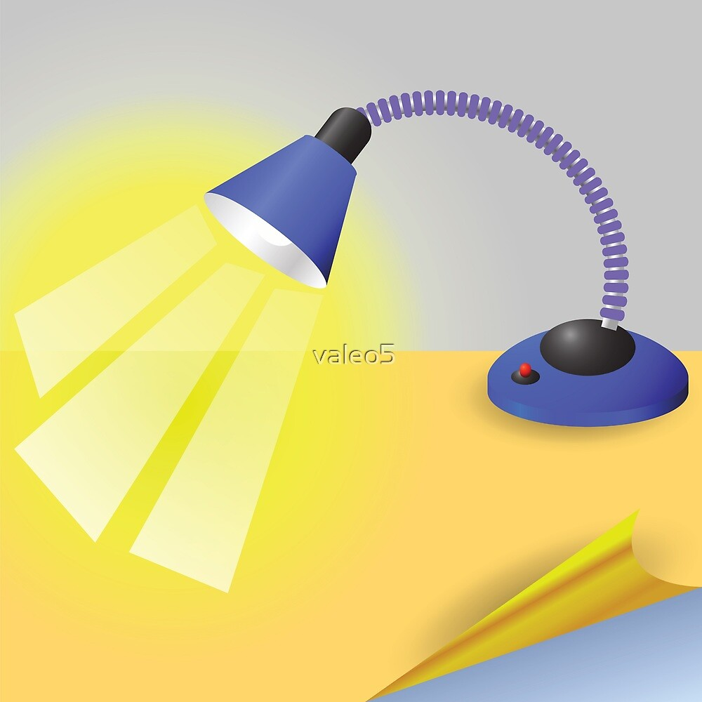 table lamp by valeo5