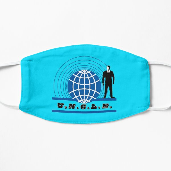 The Man from U.N.C.L.E.  uncle Flat Mask
