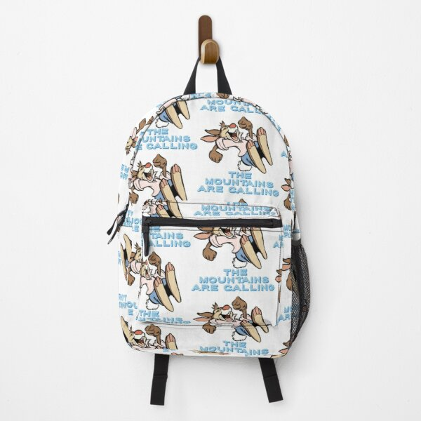 Splash mountain calling  Backpack