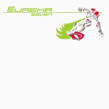 Nirvash: Type Zero Version 2 by UeberUeberl33t