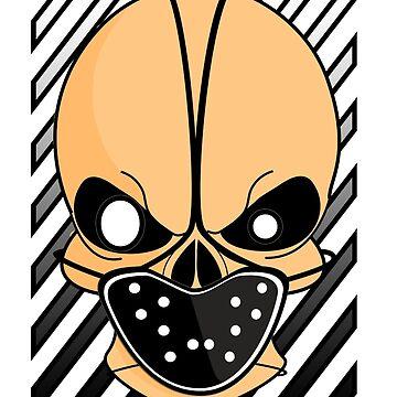 Loco Skull by Unsanitaryprod
