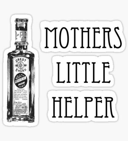 Mothers Little Helper Sticker