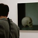 """Facing Reality ........... """"to be or not to be"""" .......... (painting from Richter) by 1morephoto"""