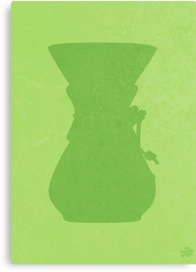 The Brew Series: CHEMEX by Oskar Dahlbom