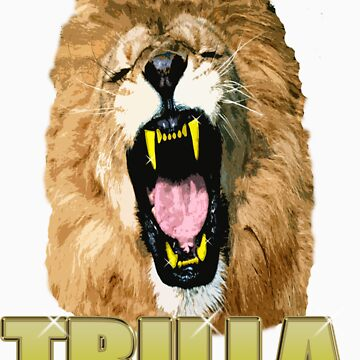 Trilla Lion by GuUZi