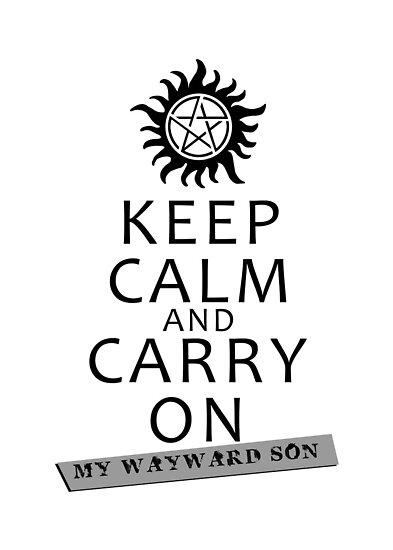 Keep Calm by KanaHyde