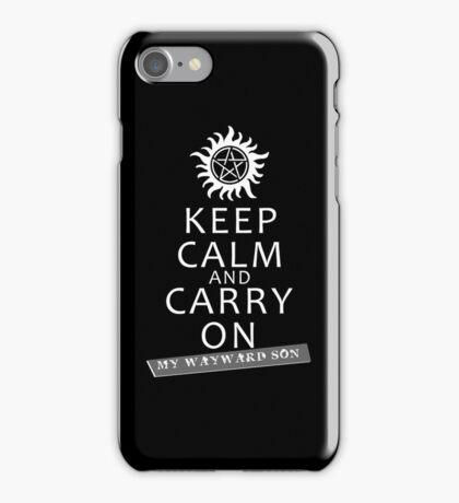 Keep Calm 2 iPhone Case/Skin