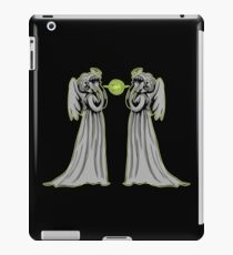 Who's there? iPad Case/Skin