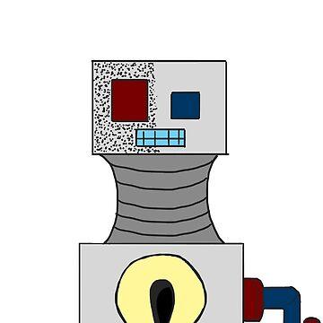 KeyRobot by Unsanitaryprod