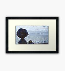 dimention Framed Print
