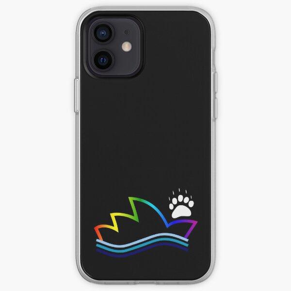 Harbour City Bears Logo on Black iPhone Soft Case