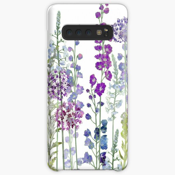 Purple Rapture Samsung Galaxy Snap Case