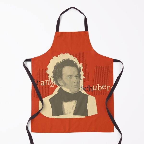 Franz Schubert Apron