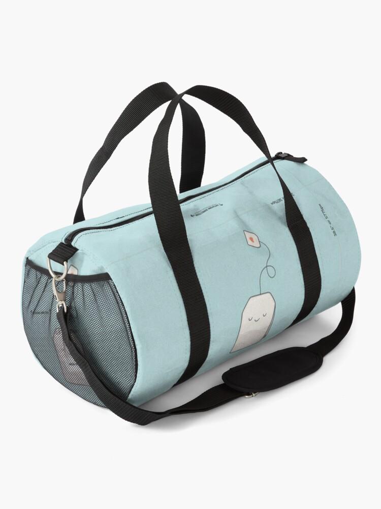 Alternate view of Tea time Duffle Bag