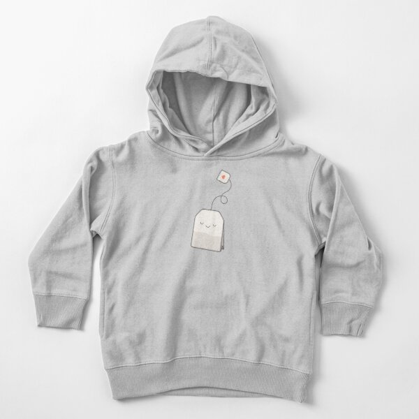 Tea time Toddler Pullover Hoodie