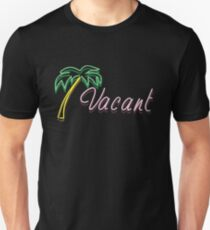 Vacant Neon Sign T-Shirt