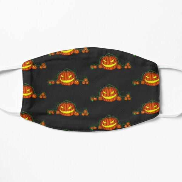 jack'O lantern patch Mask